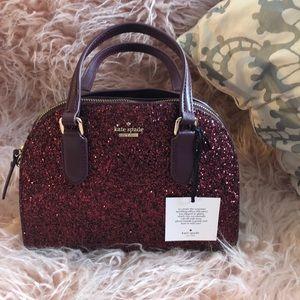 Kate Spade Sparkly Handbag